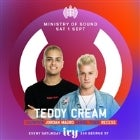 Ministry of Sound Club FT. Teddy Cream