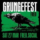 GRUNGEFEST FREO | The 90s Alternative