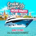 Cruise Control - Boat Party