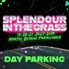 Splendour in the Grass 2019 | Day Parking Passes