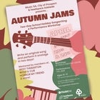 Autumn Jams – School Holiday Songwriting Workshop