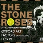 The Stone Roses 30th Anniversary Celebration w/ The Stone Rozes