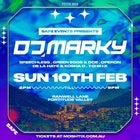 SAFE Events presents DJ Marky (Brazil)