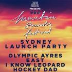 MOUNTAIN SOUNDS FESTIVAL LAUNCH PARTY FT. OLYMPIC AYRES + EAST + I KNOW LEOPARD + HOCKEY DAD