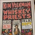 Kim Volkman & The Whiskey Priests Album Launch + Chris Marshall