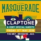 Claptone Masquerade Party