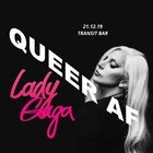 QUEER AF CANBERRA | LADY GAGA APPRECIATION PARTY| TRANSIT BAR