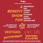 A Benefit Show for Aboriginal and Torres Strait Island Legal Service Queensland