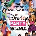 THE BEST OF BOTH WORLDS DISNEY PARTY