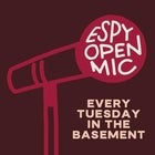 The Espy Open Mic Night