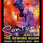 The Australian Santana Experience at the Sewing Room