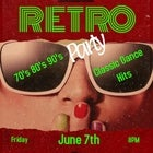 Retro Night 70's 80's...