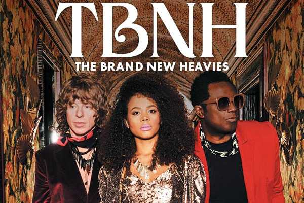 THE BRAND NEW HEAVIES (UK)