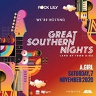 A.Girl at Rock Lily - Great Southern Nights