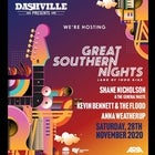 Great Southern Nights feat. Shane Nicholson