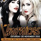 INDUSTRY Launch Weekend Feat. The Veronicas - Saturday 30 November
