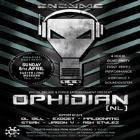 Enzyme Records Tour feat. OPHIDIAN (NL)