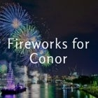 Fireworks for  Conor - 2018 Riverfire Event