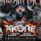 BASE ft. XKORE (UK) + CHENZO + METLAD + DASCHWOOD + GETORIX