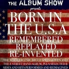 SPRINGSTEEN: BORN IN THE USA...Remembered, Replayed and Reimagined - Django @ Camelot