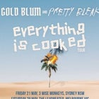 EVERYTHING IS COOKED! gold blum & PRETTY BLEAK