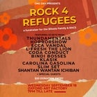 ROCK 4 REFUGEES - FT. DJ SETS FROM THUNDAMENTALS, HORRORSHOW, ECCA VANDAL + MORE