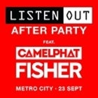 Listen Out Perth Official After Party