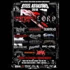 STEEL ASSASSINS - 2 DAY PASS