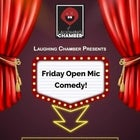 Late Night Friday Stand Up Comedy