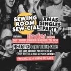 Sewing Room Sew-cial - Xmas Singles Party