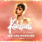 Marquee Saturdays - Kehlani - Official After Party