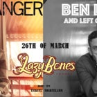 CJ Stranger + Ben Leece & Left of The Dial