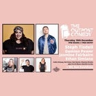 The Outpost Comedy w/ Steph Tisdell, Damien Power, Jasmine Fairbairn & more!