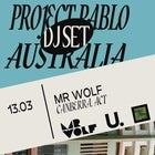 Mr Wolf & Kinetics pres. Project Pablo