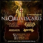 "NE OBLIVISCARIS ""Painted Progression"" Tour + Special Guests"