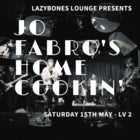 Jo Fabro's Home Cookin' - Sat 15 May