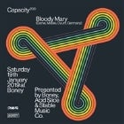 CAPACITY WITH BLOODY MARY (DAME, MISSLE, OVUM, GERMANY)