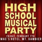 High School Musical Party Mt Gambier