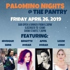 Palomino Nights At The Pantry