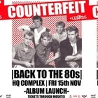 Counterfeit, with The Lizards – Variety Fundraiser show