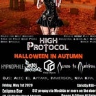 "High Protocol ""Halloween In Autumn"""