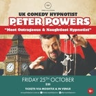Peter Powers Comedian Hypnotist