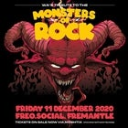 SOLD OUT - MONSTERS OF ROCK | WA'S TRIBUTE SALUTE | FREMANTLE