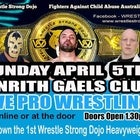 Live Pro Wrestling Heavyweight Title 3 way