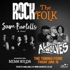 Rock the Folk - Albi & The Wolves and Sam Bartells