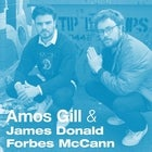 The Residency: Amos Gill & James Donald Forbes McCann