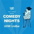 Comedy Nights at UniBar w/ Jackie Loeb // John Cruckshank // Penny Greenhalgh + many more