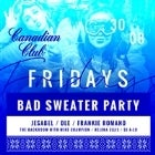 Argyle Fridays 'Bad Sweater Party' ft. Jesabel