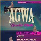 AGWA YACHT CLUB 020 | CASSY | MARIO BASANOV |