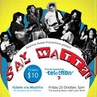 SayWatt?!...Tunes for Telethon